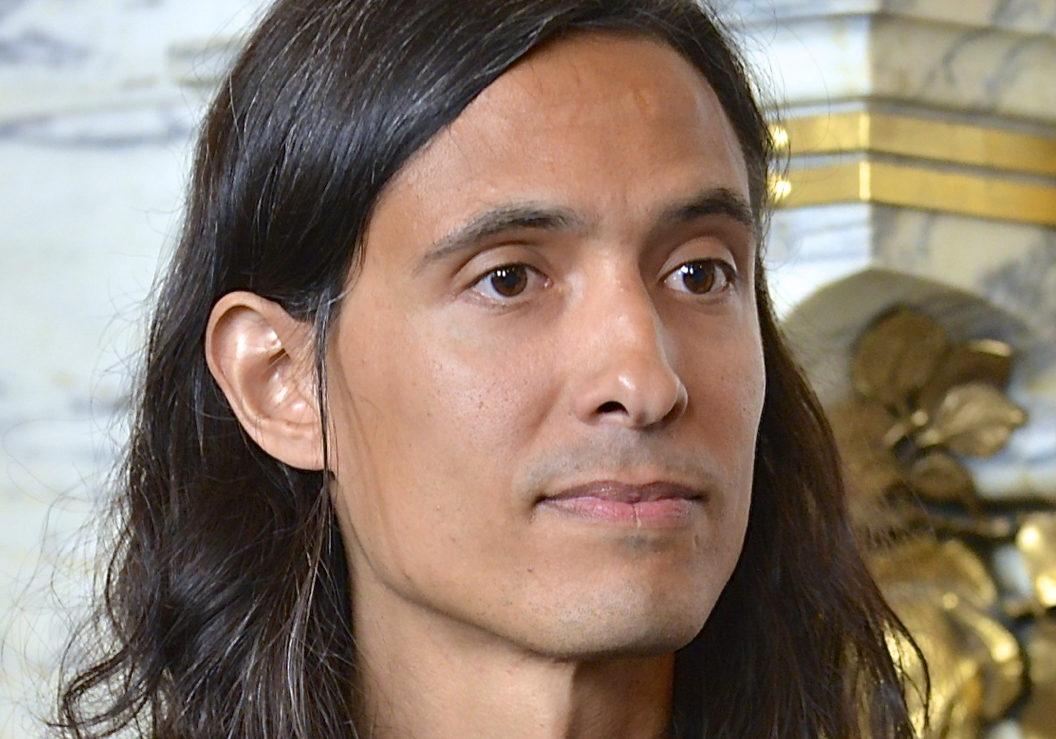 Jonas Hassen Khemiri in August 2014